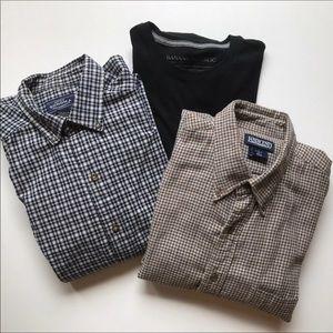 Men's Winter Shirt Bundle